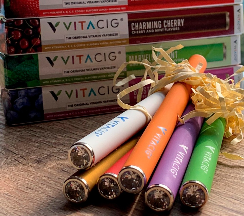 Meet the VitaCig® Classic